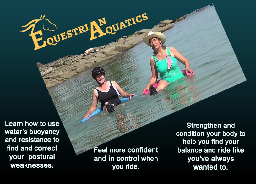 Equestrian Aquatics Rider Fitness Program